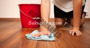 Парцали от стари дрехи - не ги използвайте за миене на пода!