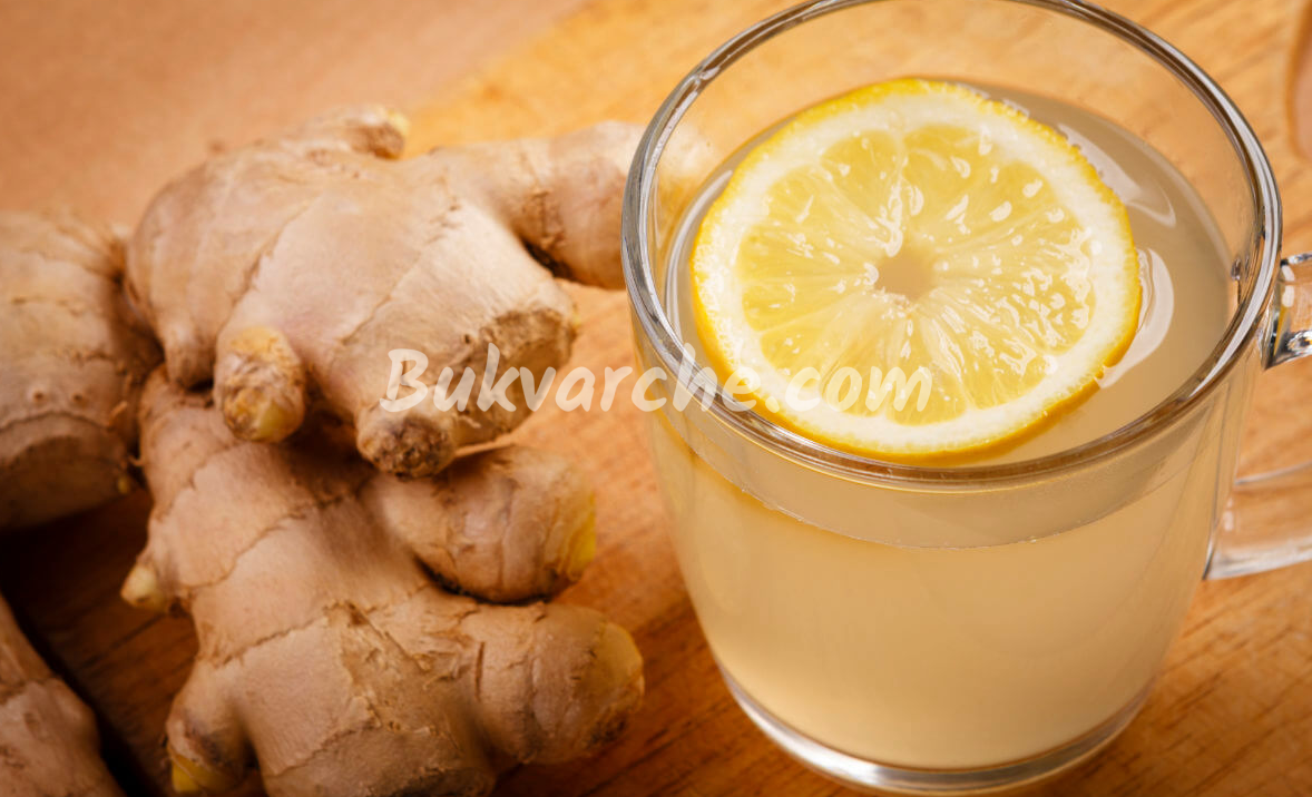 Почистваща напитка от природни съставки, която укрепва имунитета
