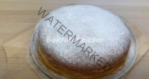 Сладкиш с царевично нишесте - въздушен и деликатен