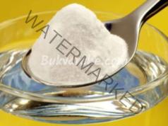 Солена вода за пречистване на пространството от негативна енергия