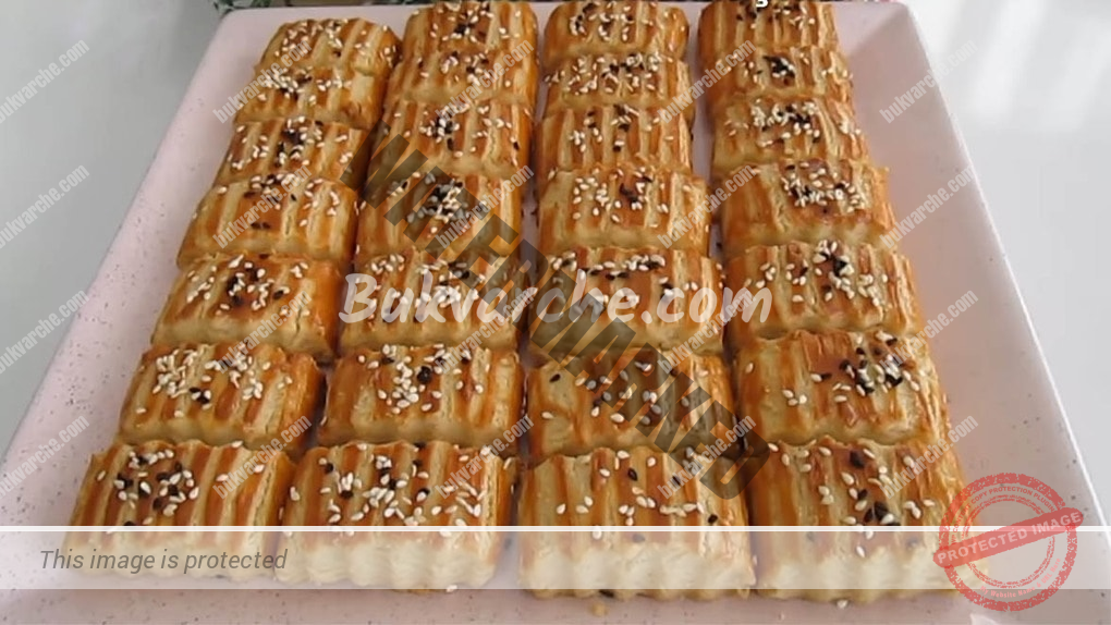 Солени бисквитки, в които ще се влюбите от първата хапка