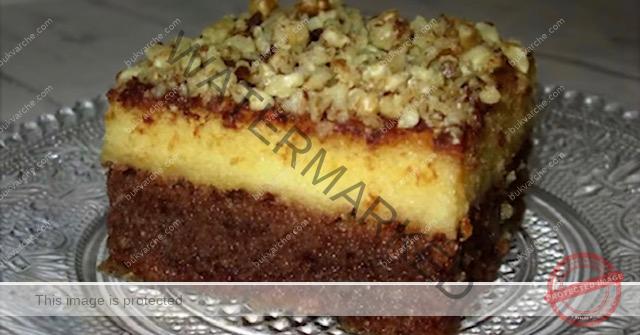 Сиропирани сладкиши с грис - неповторим вкус и аромат