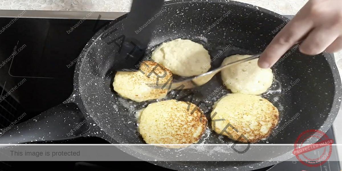 Мързеливи мини картофени палачинки - отлична рецепта