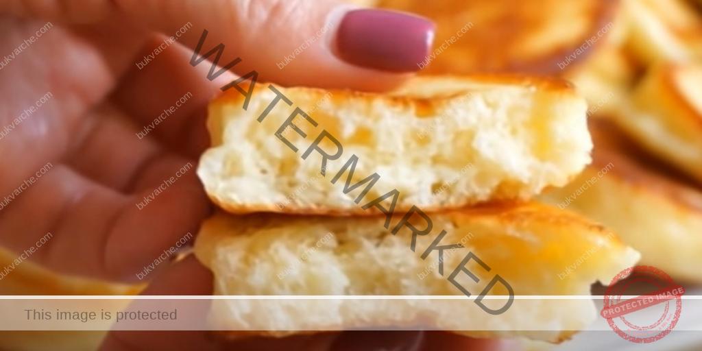 Солени мини палачинки за закуска за цялото семейство