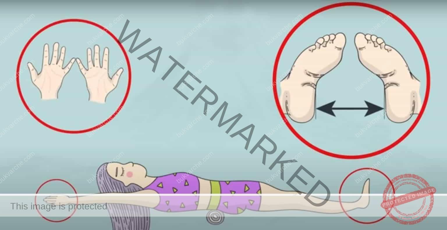Японски метод за отслабване и за коригиране на стойката