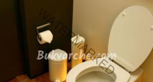 Блестяща от чистота тоалетна - домашно средство от 3 съставки