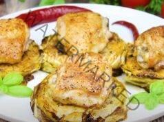Бутчета със зеле на фурна - лесно, бързо и сочно ястие