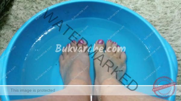 Вана за краката при артрит. Релаксиращо действие върху цялото тяло
