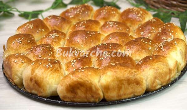 Домашна питка с кашкавал и колбас – лесно и вкусно