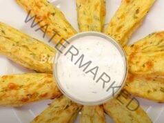 Картофени пръчици на фурна - бързо и бюджетно ястие