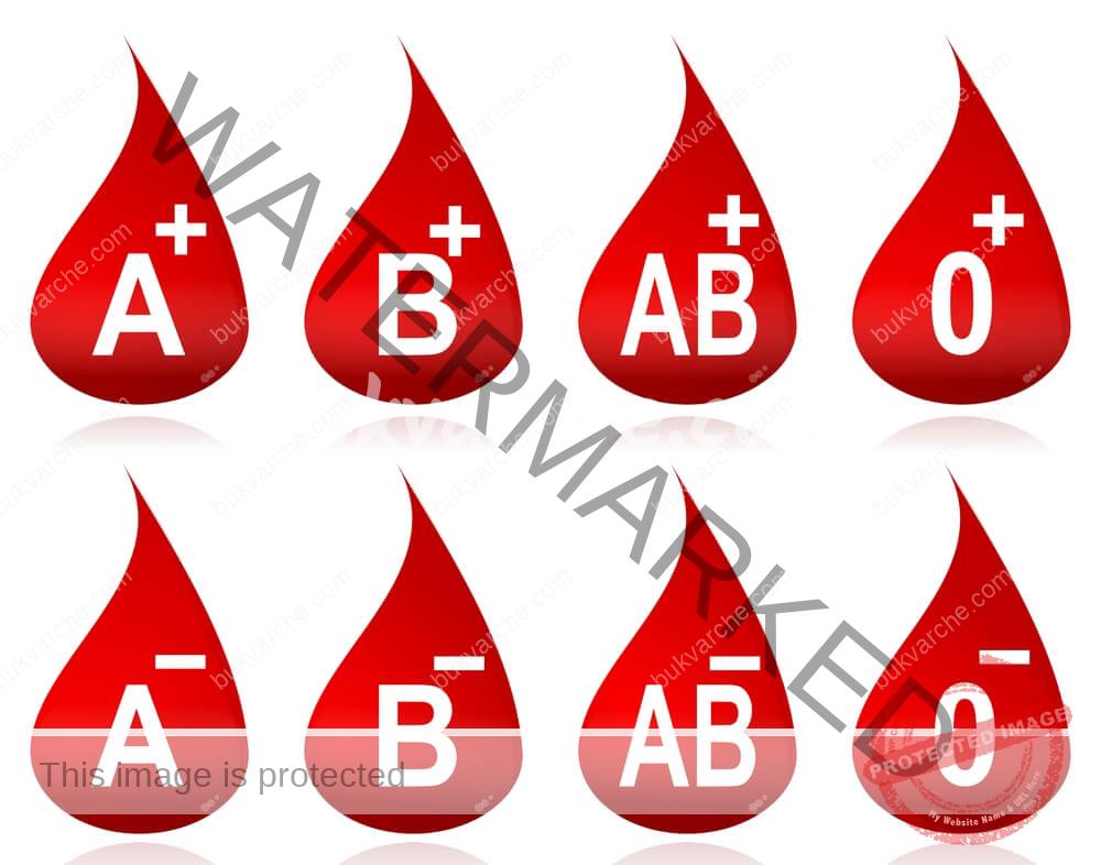 Кръвна група 0 - рискове и плюсове за здравето