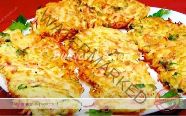 Настъргани картофи с шунка – лесна идея за обяд