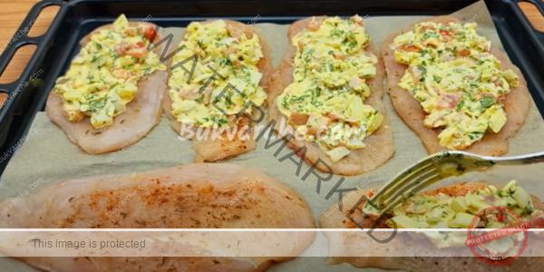 Пилешки пържоли с майонеза – перфектната комбинация