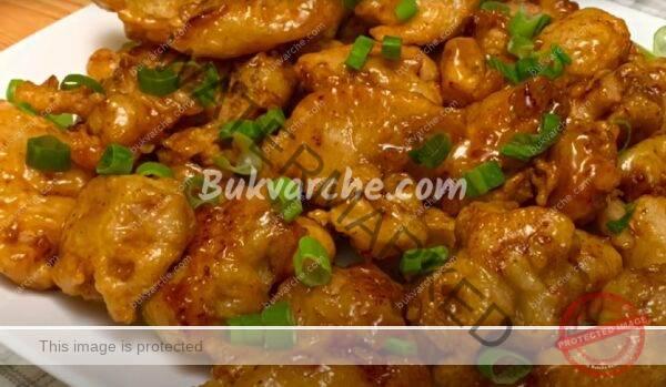 Пилешко месо в сос на тиган – вкусен обяд за нула време