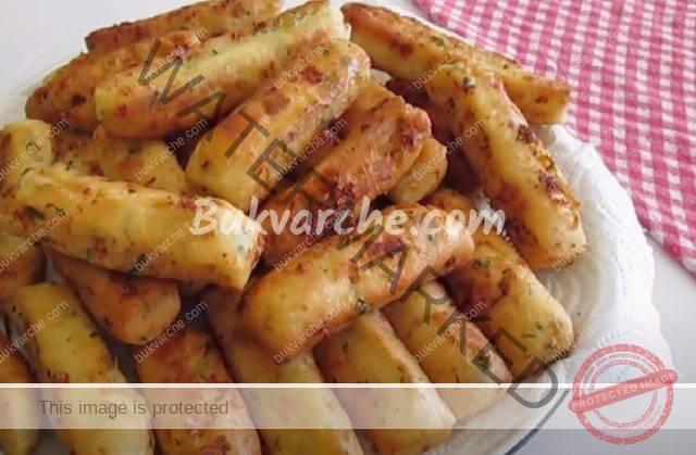 Пръчици от сирене - приготвят се лесно и са много вкусни