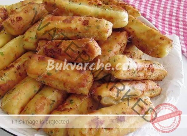 Пръчици от сирене – приготвят се лесно и са много вкусни