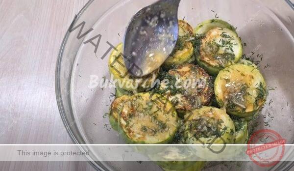 Тиквички в чеснов сос – здравословно и вкусно ястие