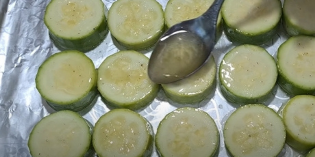 Тиквички в чеснов сос - здравословно и вкусно ястие