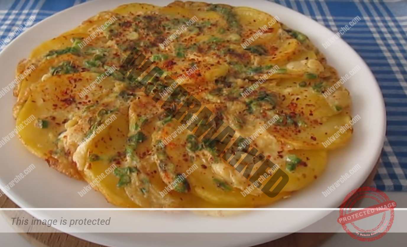 Вечеря с картофи и яйца - бързо, бюджетно и вкусно ястие