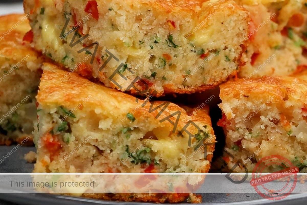 Пай с картофи - бързо и засищащо ястие за вечеря
