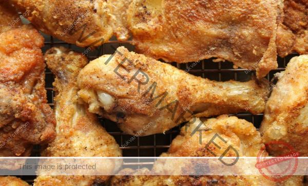 Пилешки бутчета с много вкусна карамелена коричка