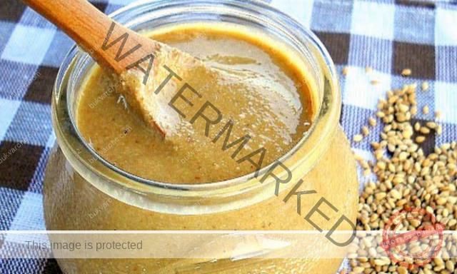 Домашен сусамов тахан - вкусен и полезен за здравето