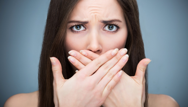 Кървенето от венците може да е признак за друго заболяване