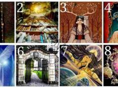 Пророческо предсказание - изберете една карта!