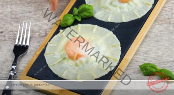 Равиоли с жълтък – отличен вариант за вегетарианци