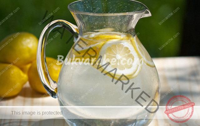 Рецепта за алкална вода от три съставки за силен имунитет