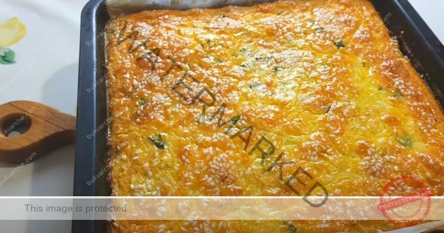 Рецепта за зелев пай - бюджетно, вкусно и сочно ястие