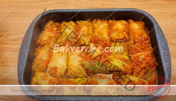 Сарми с китайско зеле – по-вкусни от класическите