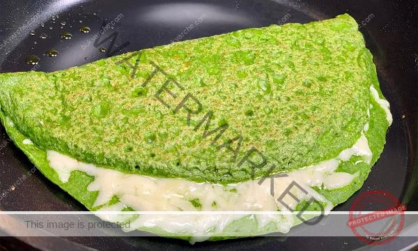 Спаначени палачинки – здравословен и вкусен вариант за закуска