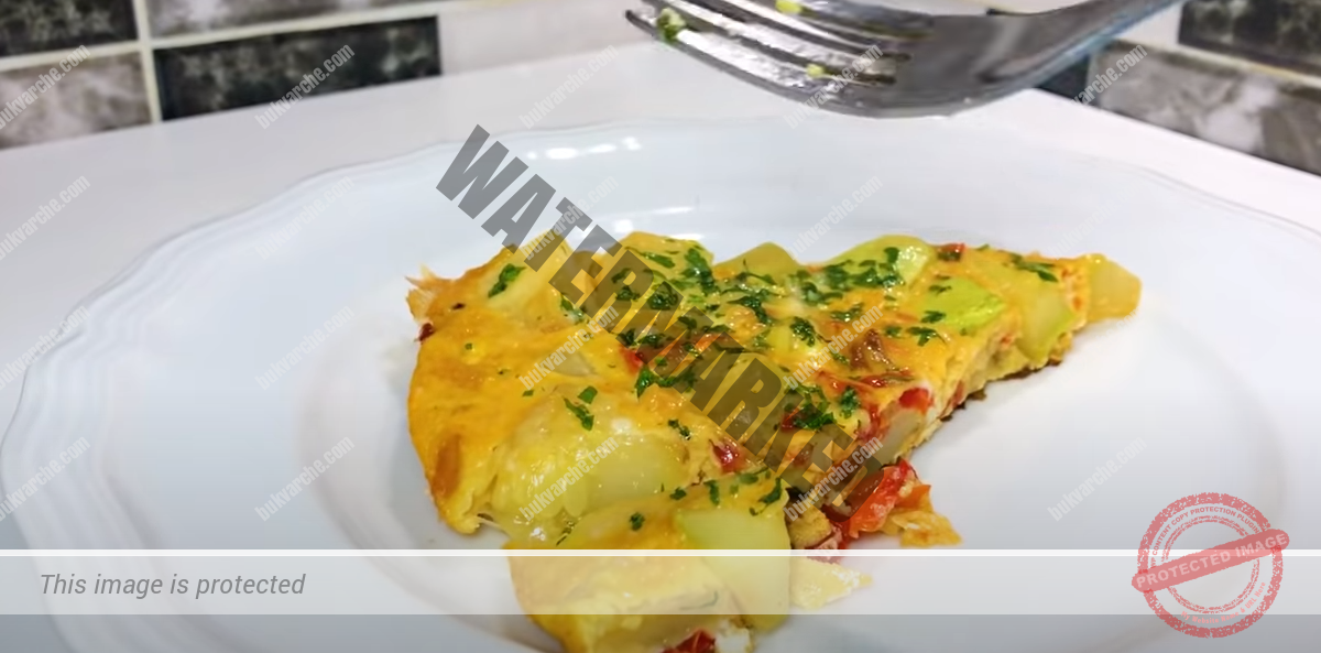 Тиквички на тиган с яйца и пармезан - вкусно и бързо
