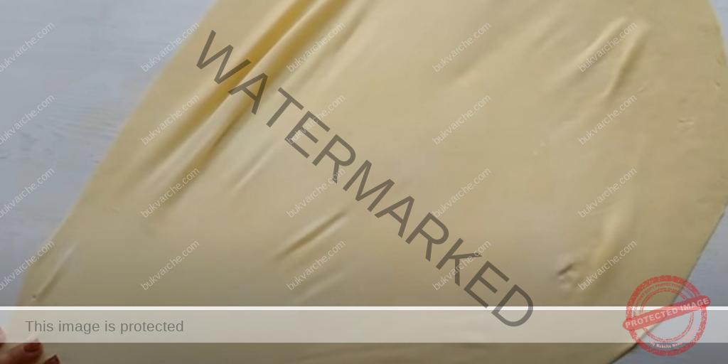 Кифлички с куркума - хрупкави, ароматни и много вкусни