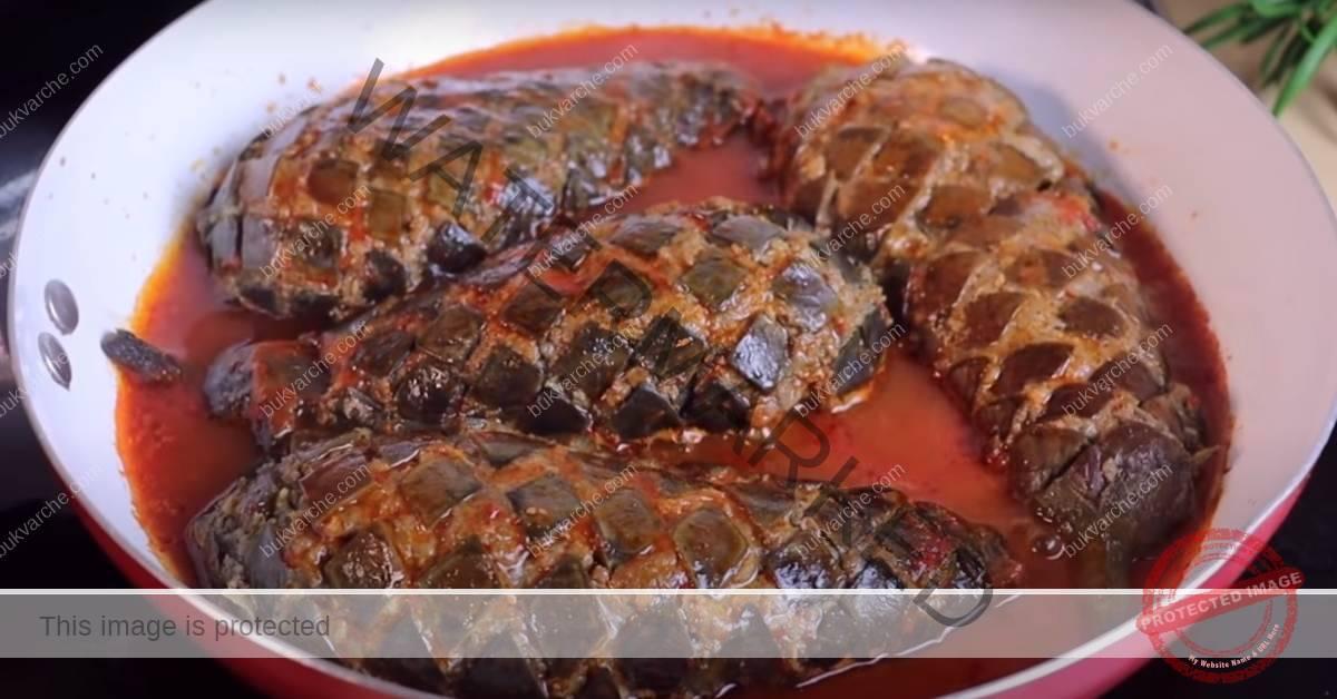 Патладжани с кайма на тиган - красиво и вкусно ястие