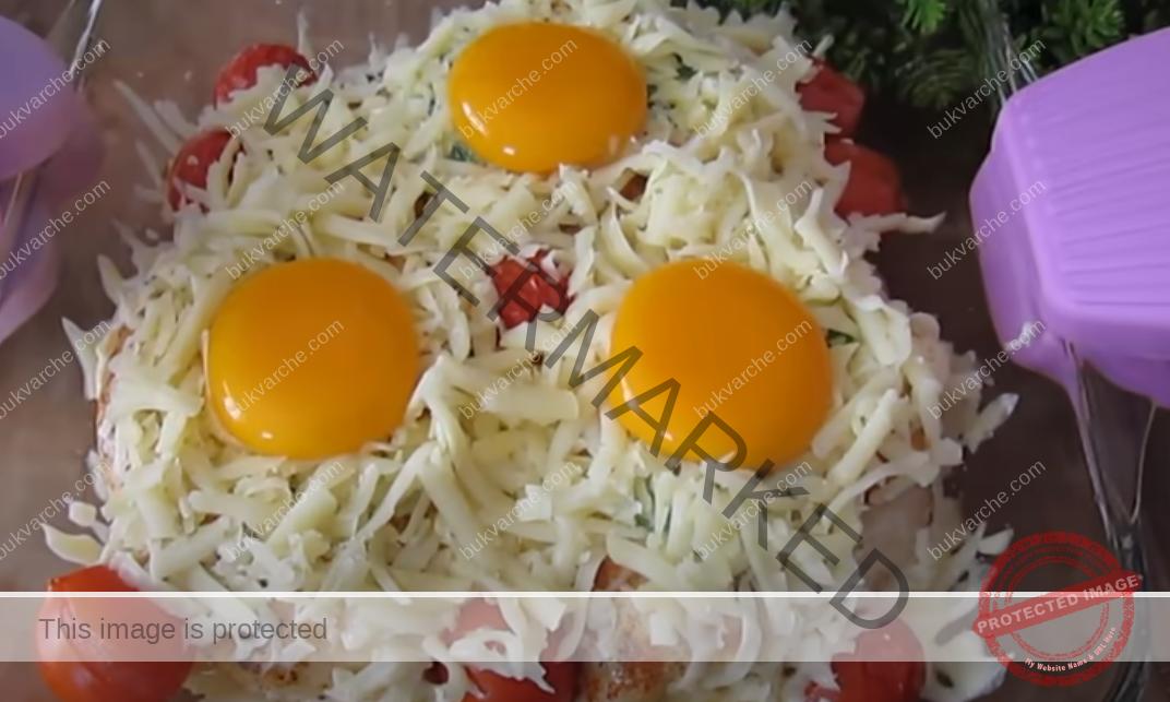 Пилешки гърди с пълнеж - сочно и изискано ястие