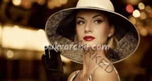 Елегантната дама се различава по походката и държанието