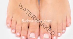 Гъбичките по ноктите на краката ще излекувате с вани с оцет и сода