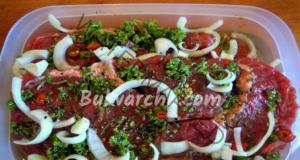 Маринати за свинско месо - сочно, крехко и апетитно