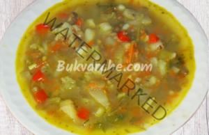 Отслабване със супа за 7 дни. Ще свалите няколко килограма
