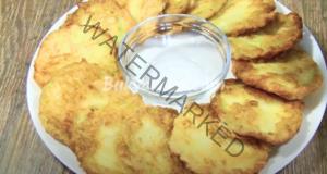 Панирани тиквички със сос - вкусно и сочно лятно ястие