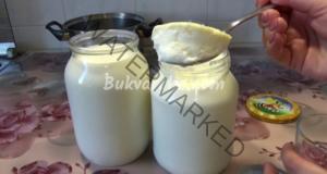Домашно кисело мляко - лесна рецепта, с която всеки ще се справи