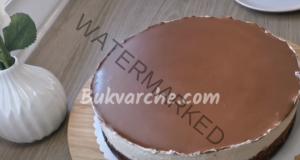 Торта с маскарпоне и шоколадова глазура. Вкусно изкушение