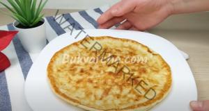 Закуска с овесени ядки и 2 яйца - здравословно и вкусно