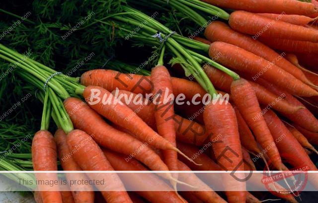 Защо морковите се напукват? Как да го предотвратим?