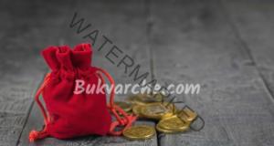 Ритуал за финансово благополучие с червена торбичка
