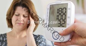 Сваляне на кръвното налягане в домашни условия