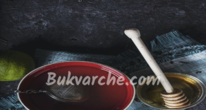 Сироп за отслабване с хрян, мед и джинджифил