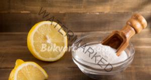 Содата и лимоновият сок са отлична лечебна комбинация